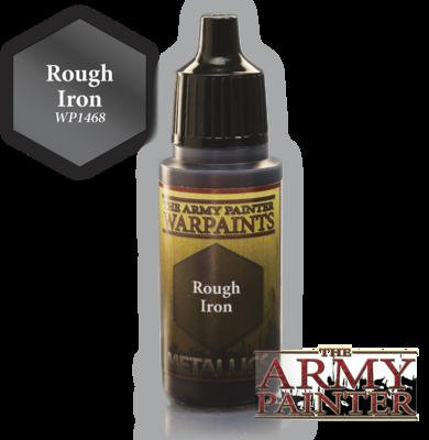 The Army Painter Rough Iron Metallic WP1468