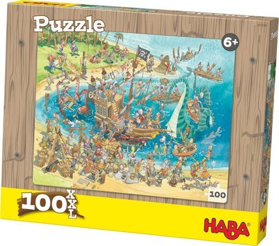HABA Puzzel Piraten