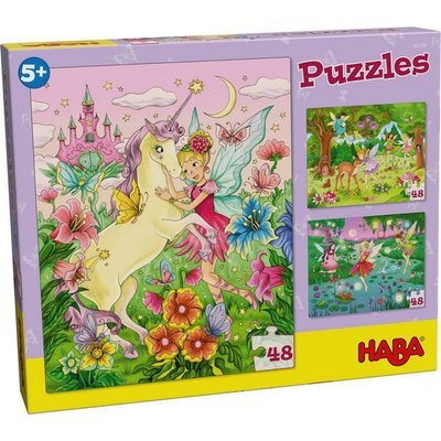 HABA Puzzels Feeënmagie
