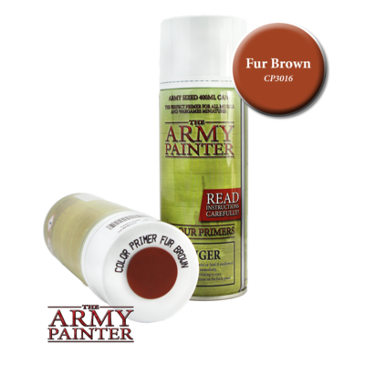 The Army Painter Fur Brown Primer CP3016