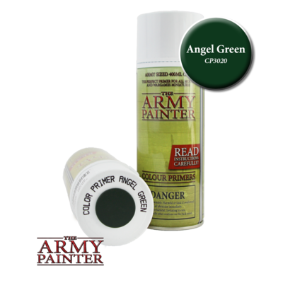 THE ARMY PAINTER ANGEL GREEN PRIMER CP3020