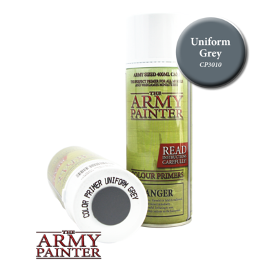 THE ARMY PAINTER UNIFORM GREY PRIMER CP3010