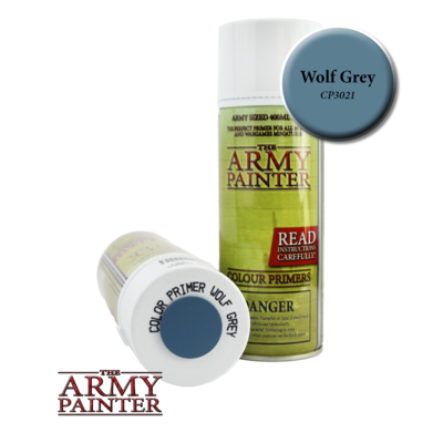 THE ARMY PAINTER WOLF GREY PRIMER CP3024