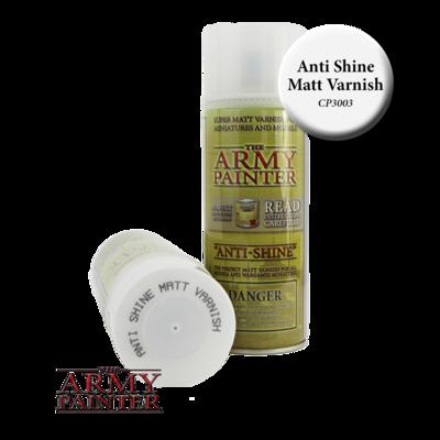 The Army Painter Anti Shine Matt Varnish CP3003