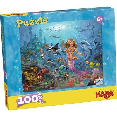 HABA Puzzel Zeemeermin