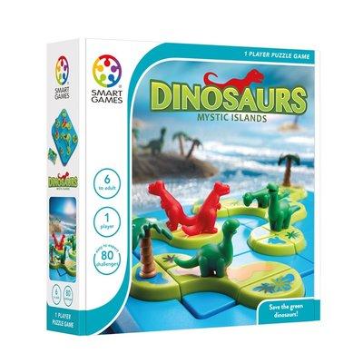 Smartgames Dinosaurs Mystic Islands