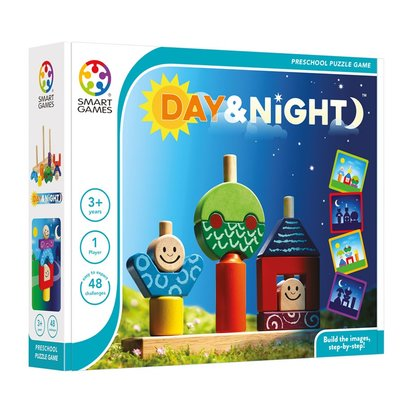 Smartgames DAY AND NIGHT