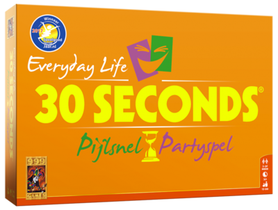 30 Seconds: Everyday Life 999-Games