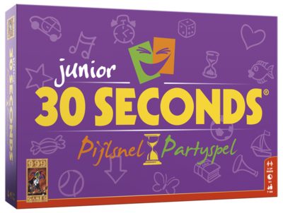 30 Seconds: Junior 999-Games