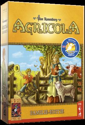 AGRICOLA: FAMILIE-EDITIE 999-GAMES