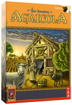 AGRICOLA EXPERT-EDITIE 999-GAMES