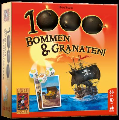 1000 BOMMEN EN GRANATEN 999-GAMES