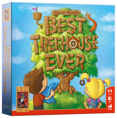 Best Treehouse Ever 999-Games