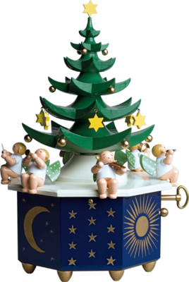 Wendt & Kühn: Music Box Christmas Tree
