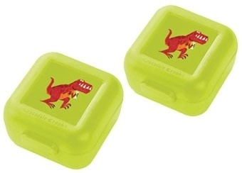 Crocodile Creek Snackdoosjes Dinosaurus 2 stuks