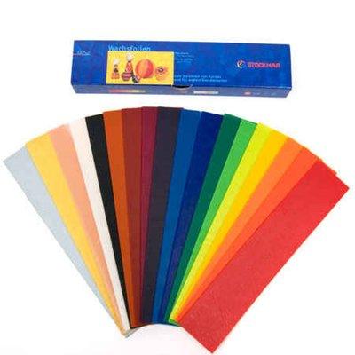 Stockmar Versierwas Breed 18 kleuren