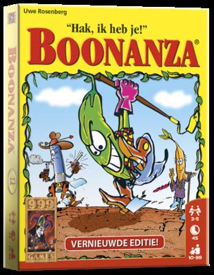 BOONANZA 999-GAMES