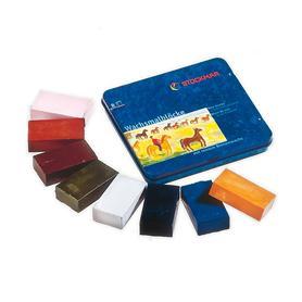 Stockmar Wasblokjes 8 aanvullende kleuren