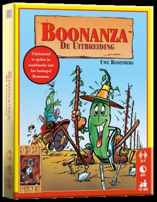 BOONANZA: DE UITBREIDING 999-GAMES