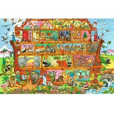 Bigjigs Puzzel Noah's Ark 24 stukjes