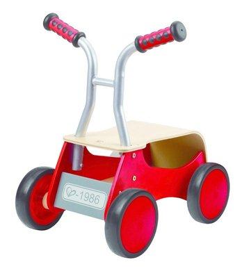 Hape Little red rider Loopwagen