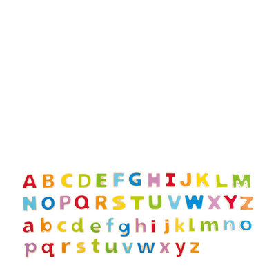 ABC magic letters