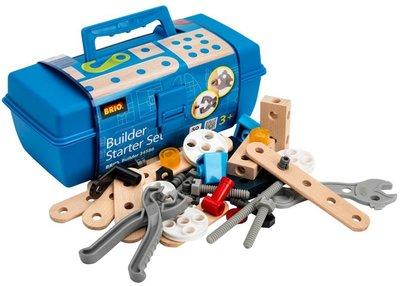 BRIO Toolbox Starter Set 48-dlg