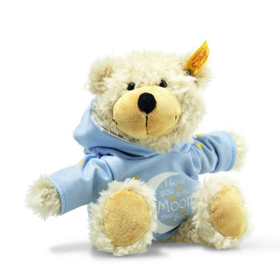 Steiff Charly Love You dangling Teddy Bear 012334