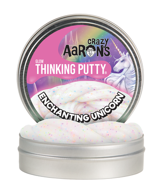 Crazy Aaron's Thinking Putty Enchanting Unicorn