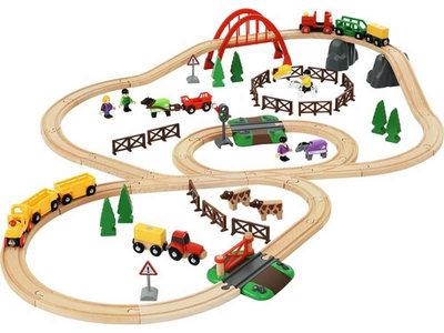 Brio Country Life Set