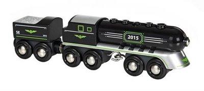 Brio Bullet Train