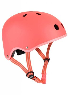 Micro Step Helm Koraalroze maat 53-58