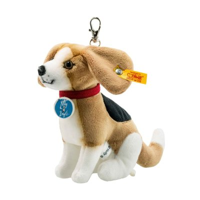 Steiff Sleutelhanger Nelly the Beagle 355295