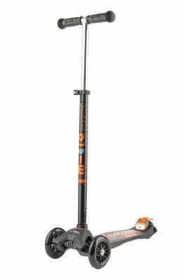 Micro Step Maxi Deluxe Zwart oranje