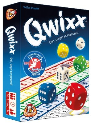 Qwixx White Goblin Games