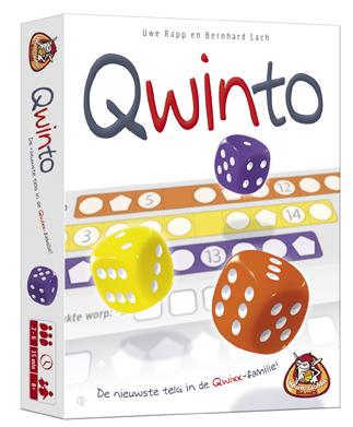 Qwinto White Goblin Games