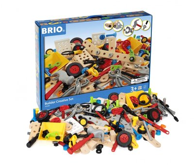 Brio Builder Creative Set 270 delig
