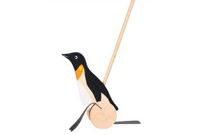 Goki Stokroller Pinguin