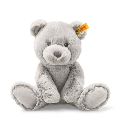 Steiff Bearzy Teddy Bear Grey 241543