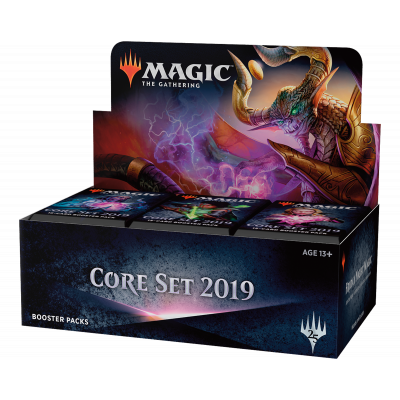 MTG Core 2019 Booster