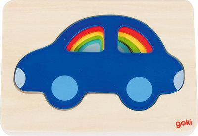 Goki Lagenpuzzel Auto
