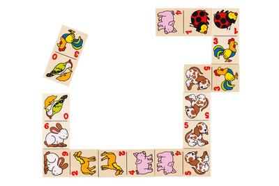 Goki Domino Diermotieven