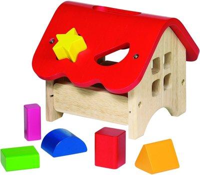 Goki Sorteerbox Huis