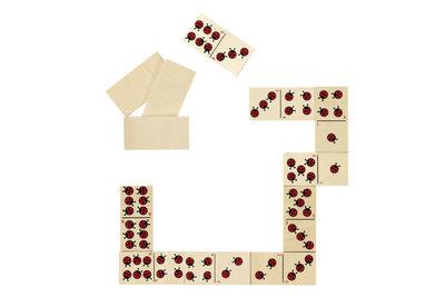 Goki Domino Lieveheersbeestjes