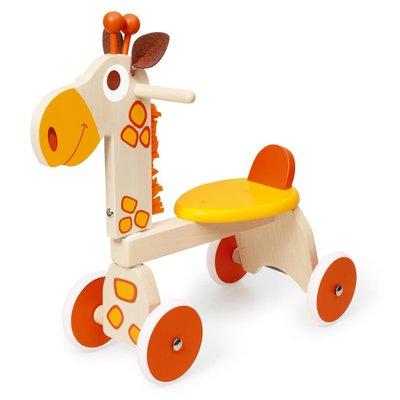 Scratch 4-Wheel walker giraf