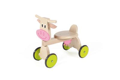 Scratch 4-Wheel walker koe