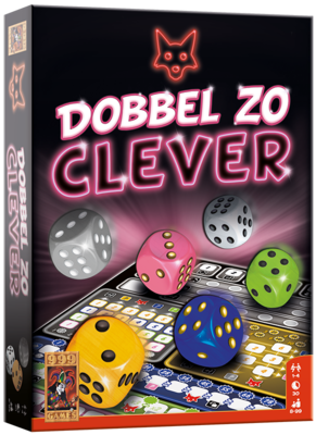 Dobbel zo Clever 999-Games
