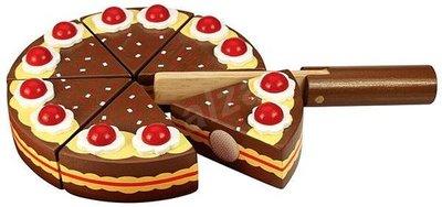 Bigjigs chocoladetaart