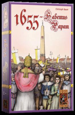 1655 Habemus Papam Kaartspel 999-Games