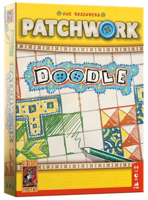 Patchwork Doodle 999-Games